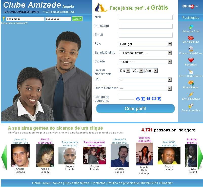 Clube Amizade Angola