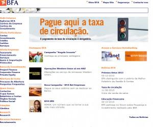 Banco Fomento Angola