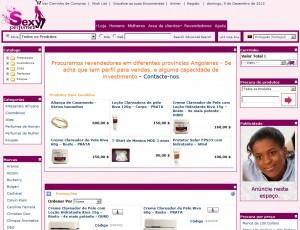 Site de Sexy Perfumes Online