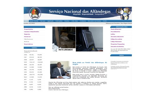 Serviço Nacional de Alfândegas