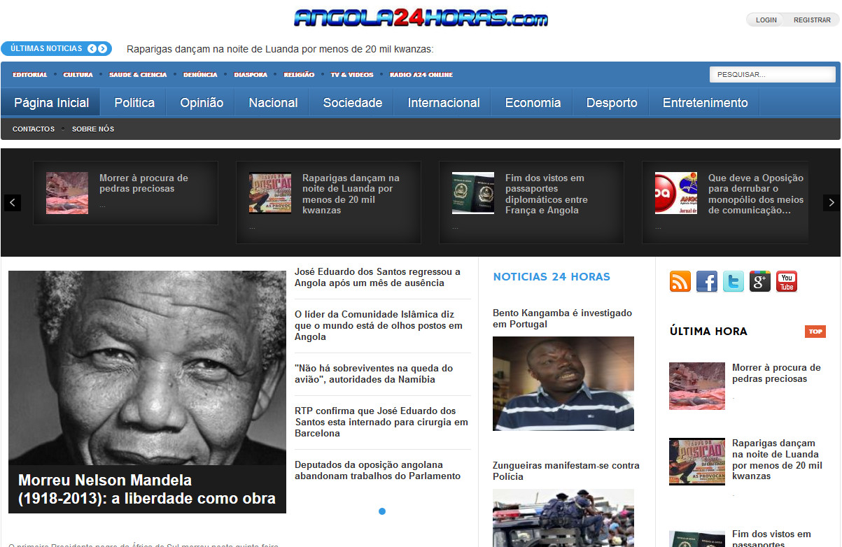 Angola 24 horas