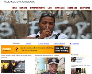 Radio cultura angola
