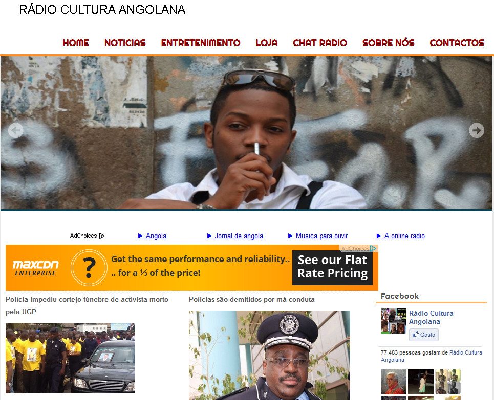 Radio Cultura Angolana