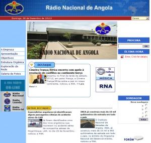 Radio Nacional de Angola
